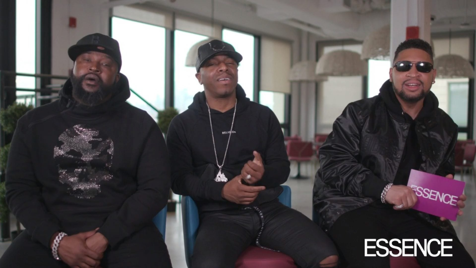 Dru Hill Shares Their Impact On Hip-Hop While Playing The B-Side