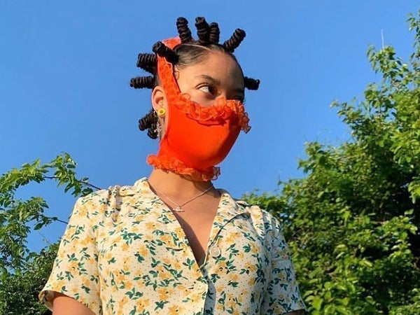 20 Face Masks From Black Designers