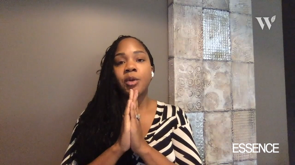 A Message Of Hope: Sarah Jakes Roberts Shares Three Ways To Help Maintain Faith During This Difficult Time