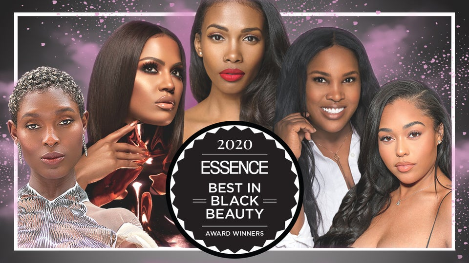 ESSENCE Best In Black Beauty Awards 2020: Our Glam Star Honorees
