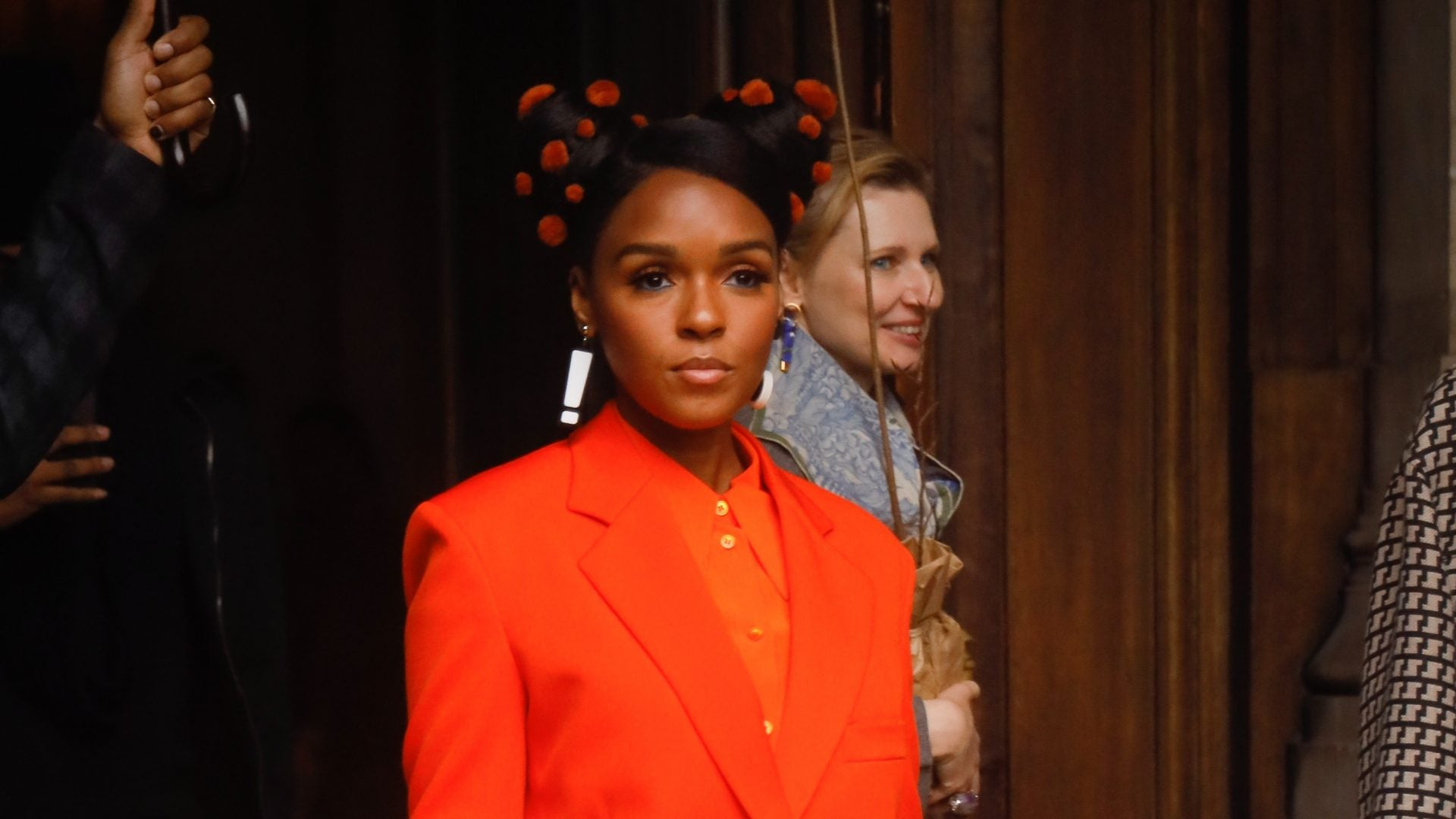 Janelle Monáe's Paris Fashion Week Style