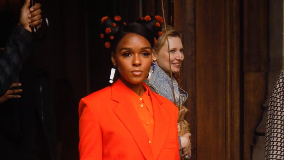Janelle Monáe's Paris Fashion Week Style