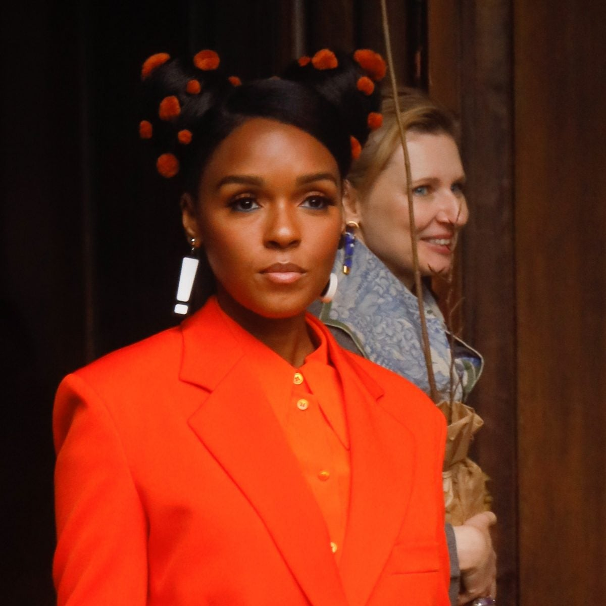Janelle Monáe's Paris Fashion Week Slay Is Next Level