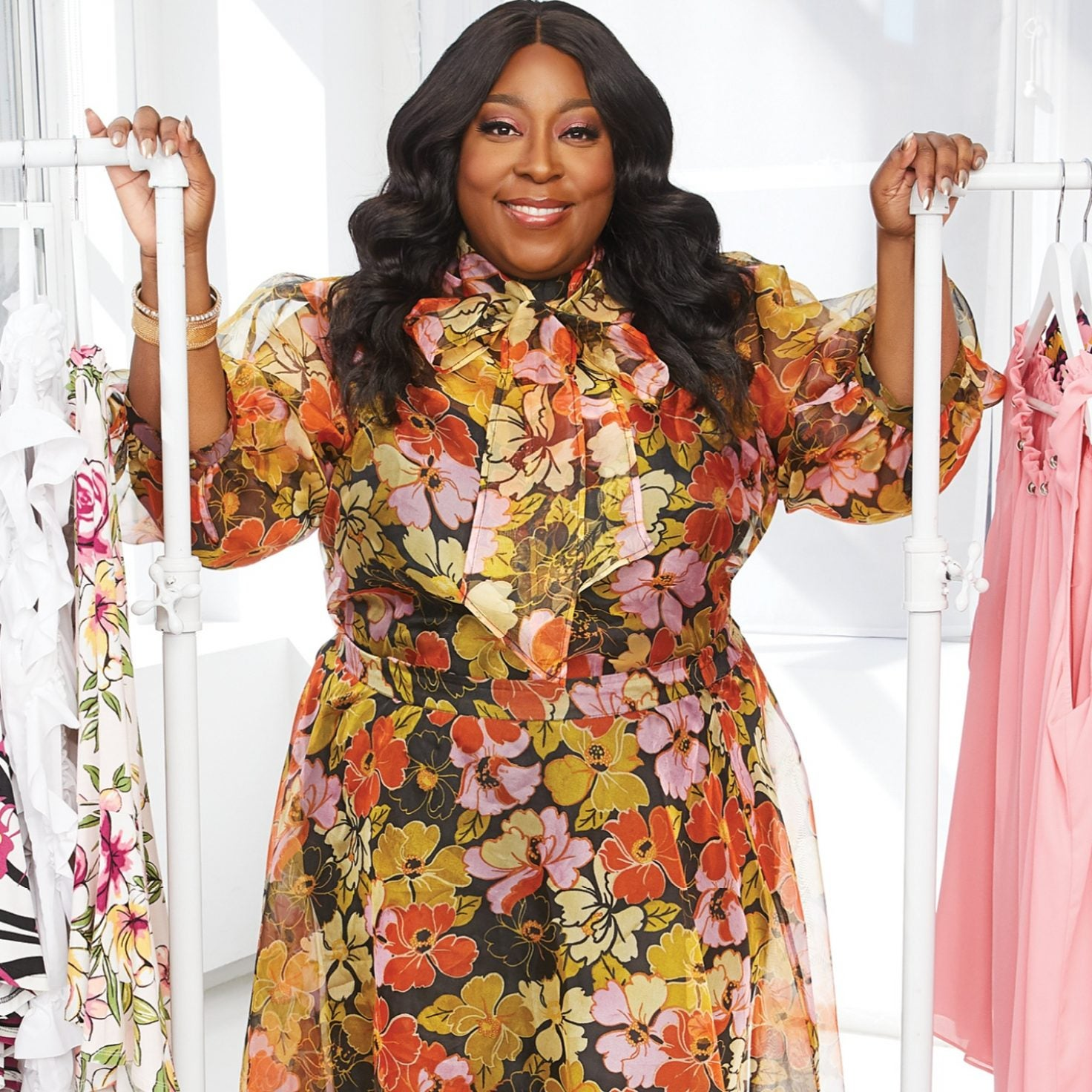 The Ashley Stewart x Loni Love Spring 2020 Collection Is Here