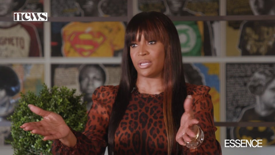 Marlo Hampton Wants More Diversity Training For Bergdorf Goodman After Being Followed