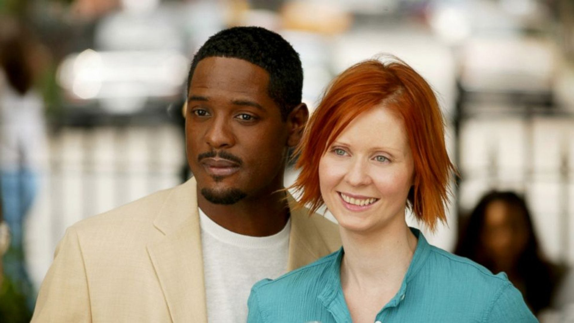Blair Underwood Initially Passed On 'Sex And The City' Because Role Exploited Black Men