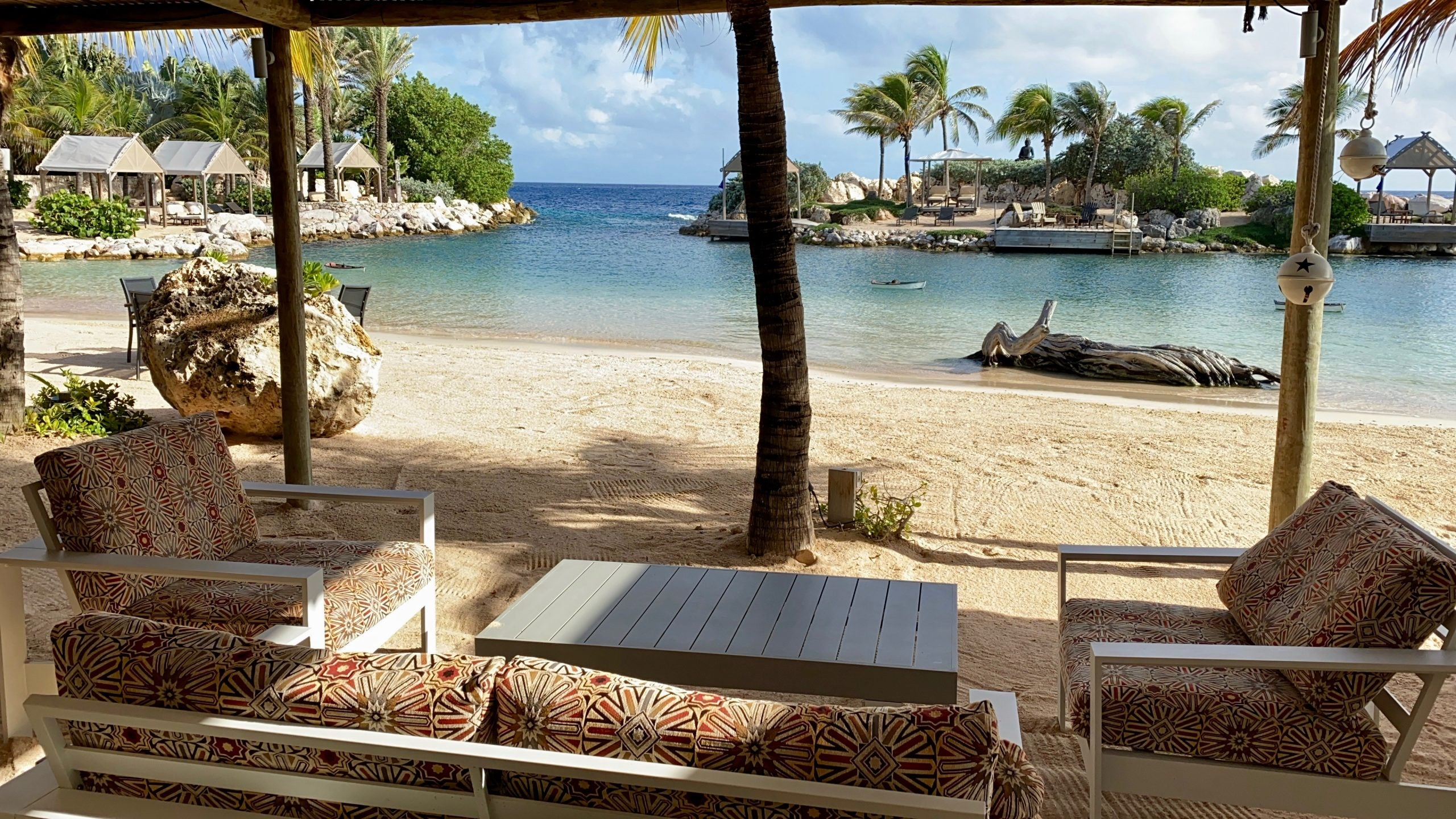 View of Boase Luxury Resort in Curacao