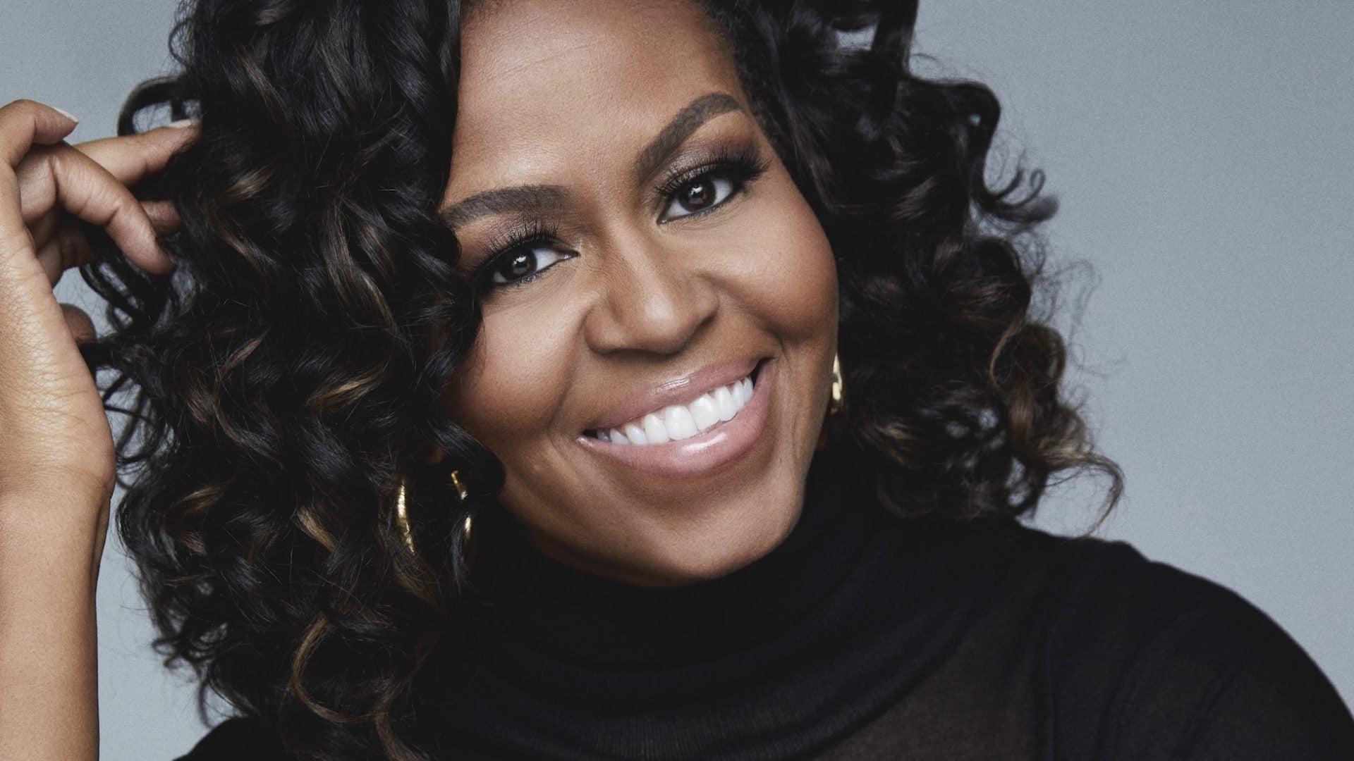 Michelle Obama's Podcast Drops July 29 On Spotify