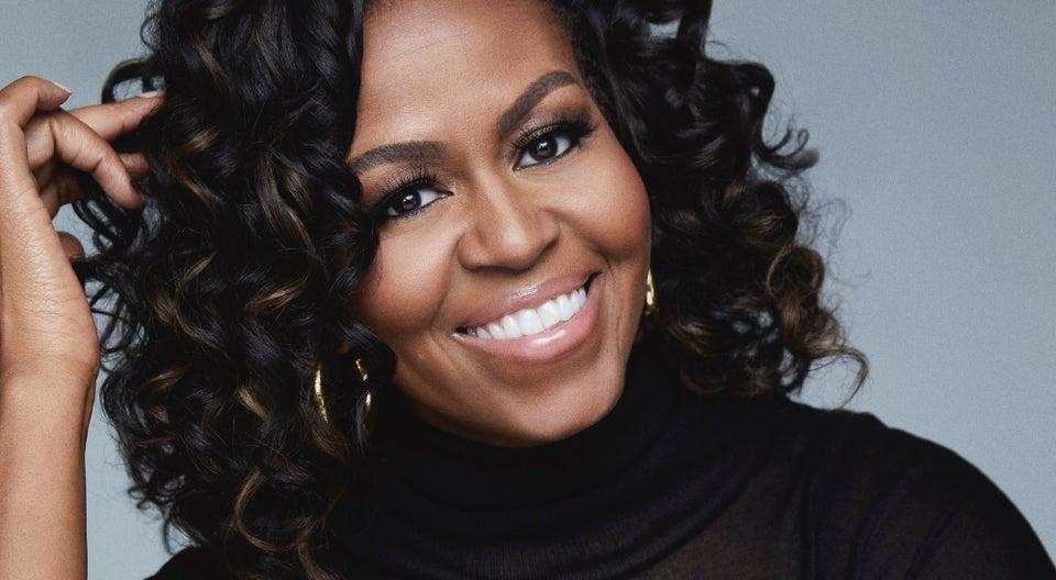 Michelle Obama Will Read Children's Books To Your Kids