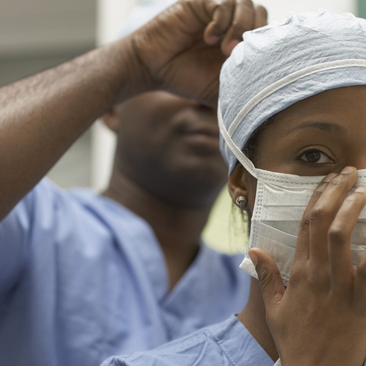What Black Doctors And Nurses Want You To Know About COVID-19