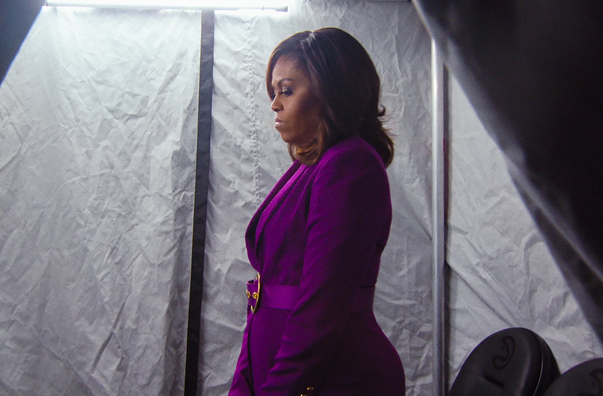 'Becoming' Director Nadia Hallgren Says Michelle Obama Offered ...