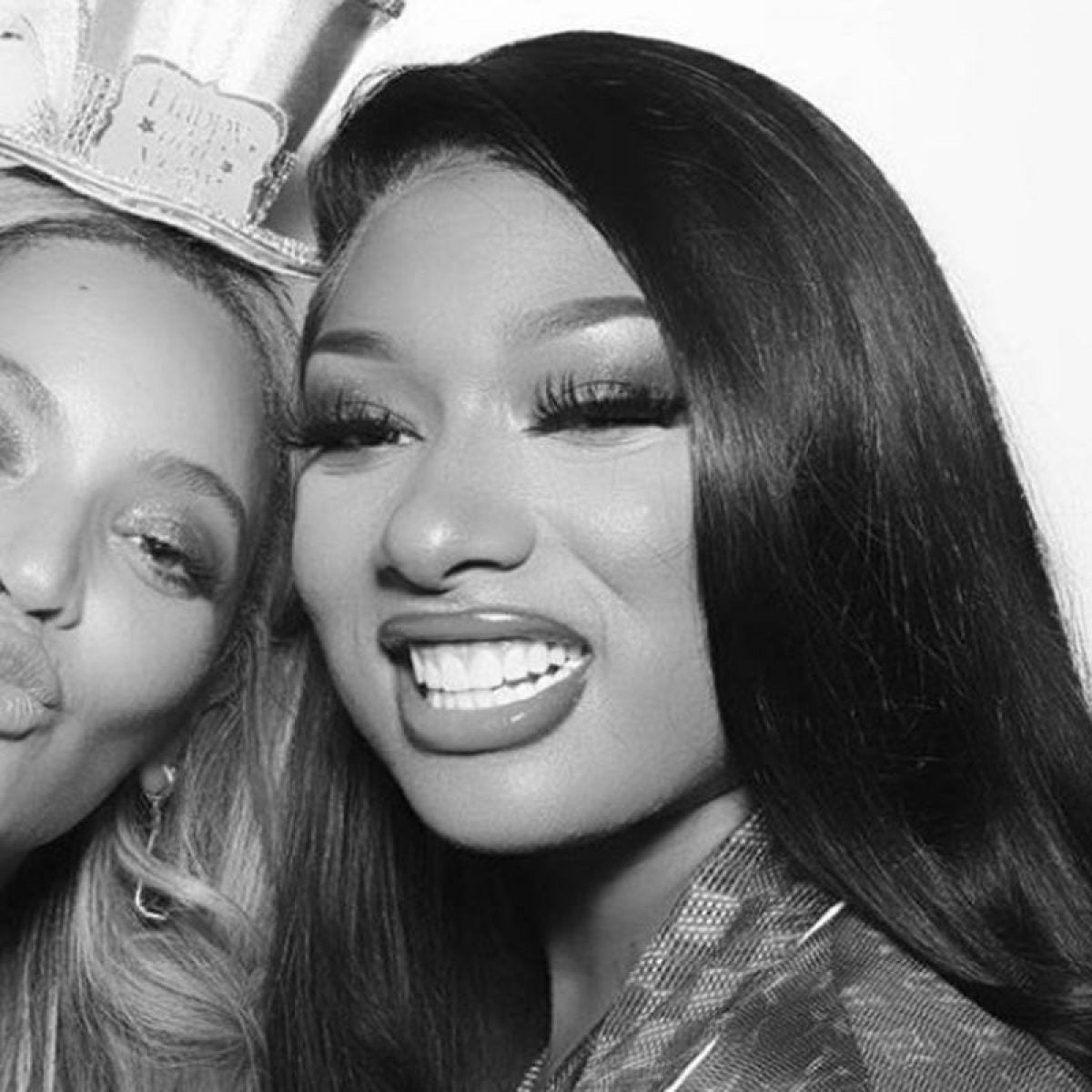 See The Sweet Gift Beyoncé Gave Megan Thee Stallion After 'Savage Remix' Hit No. 1
