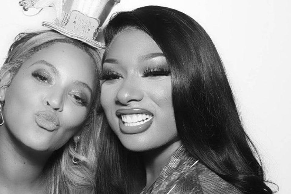 Beyoncé Hopped On Megan Thee Stallion's 'Savage' For A Remix