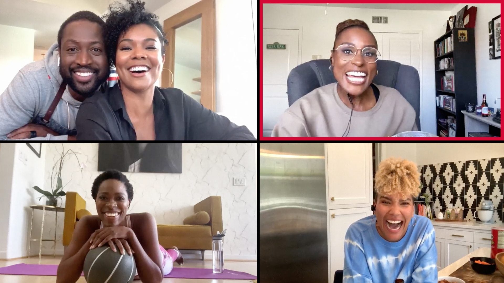 Gabrielle Union Does A Mental Health Check-In In New Budweiser PSA