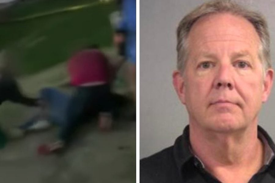 White Physician Strangles Black Teen For Not Social Distancing