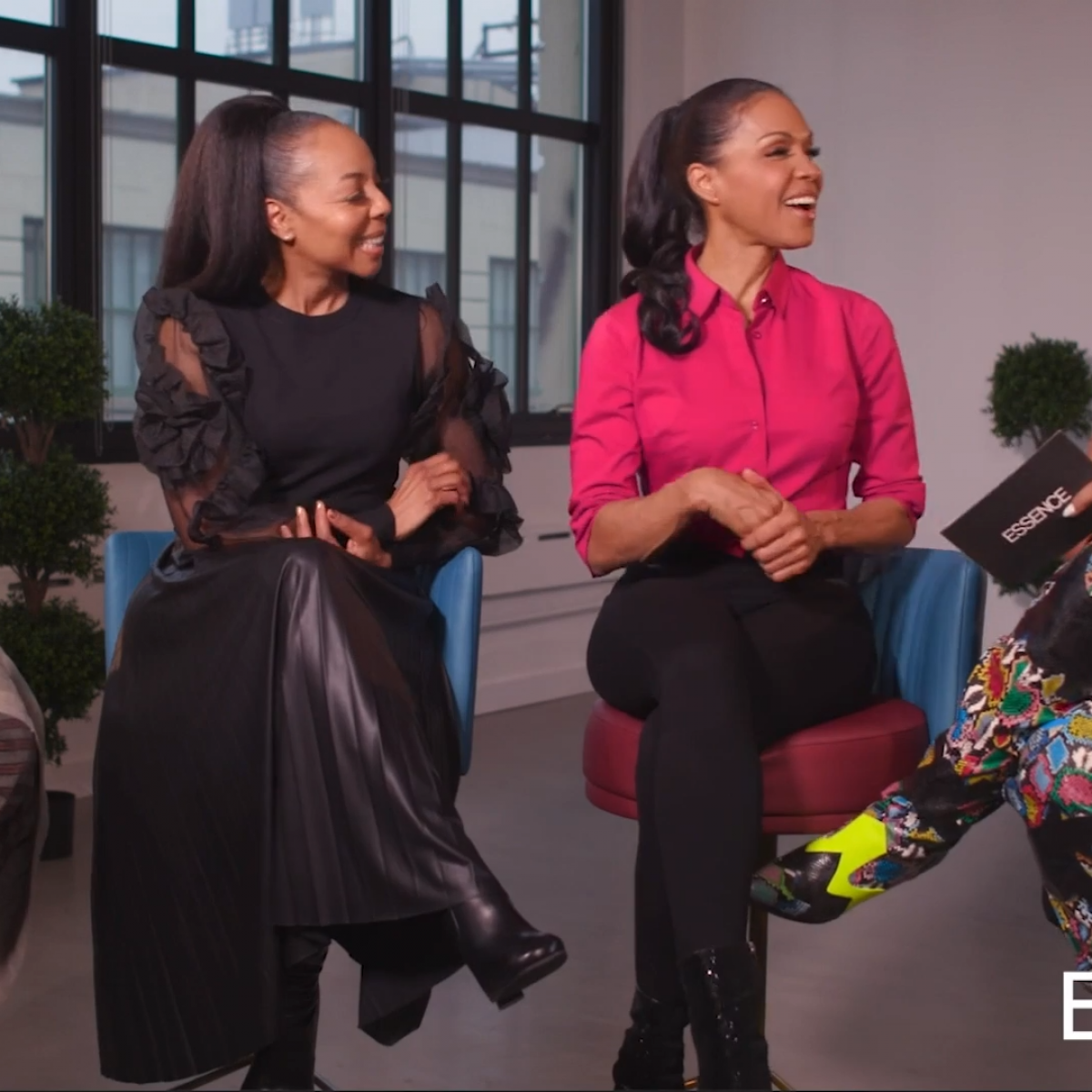 En Vogue Reveals Their Secret To Staying Fit And Looking Good