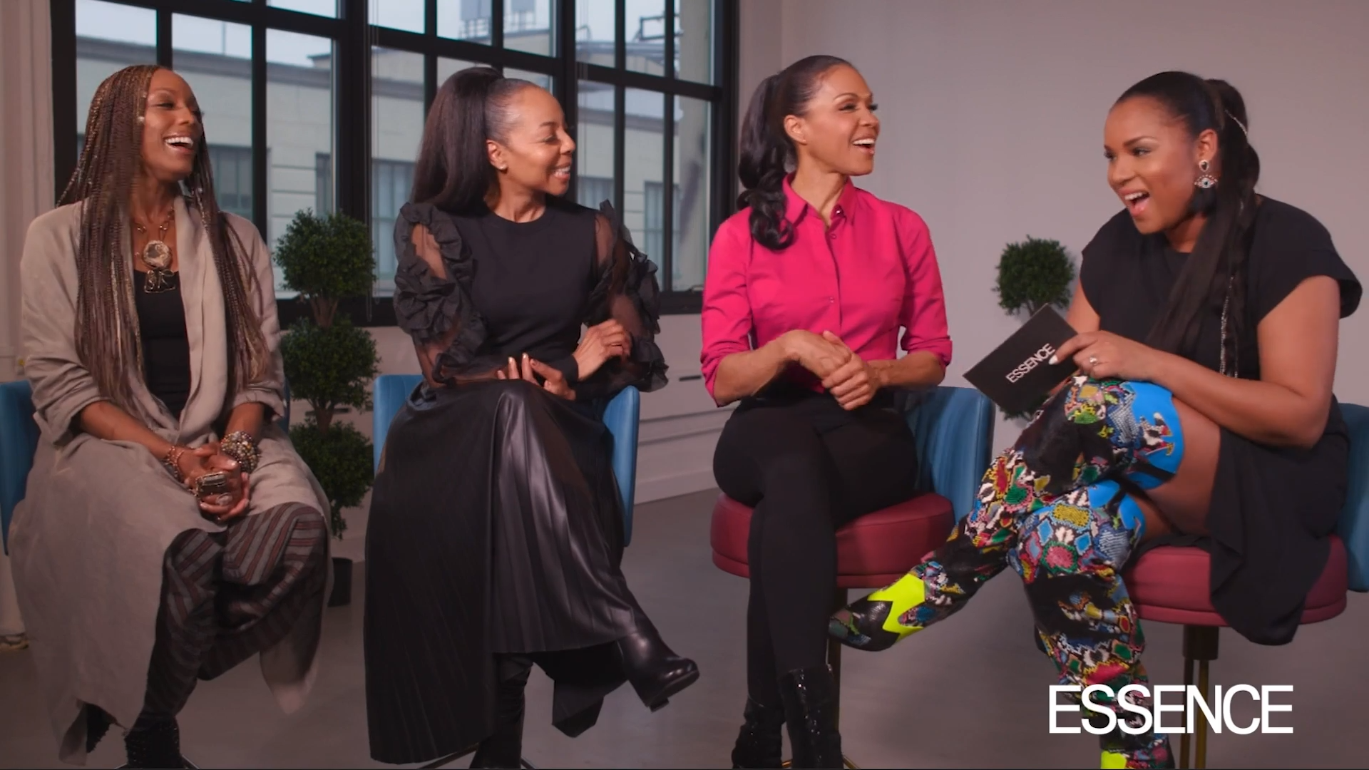 R&B Group En Vogue Reveals Their Secret To Staying Fit