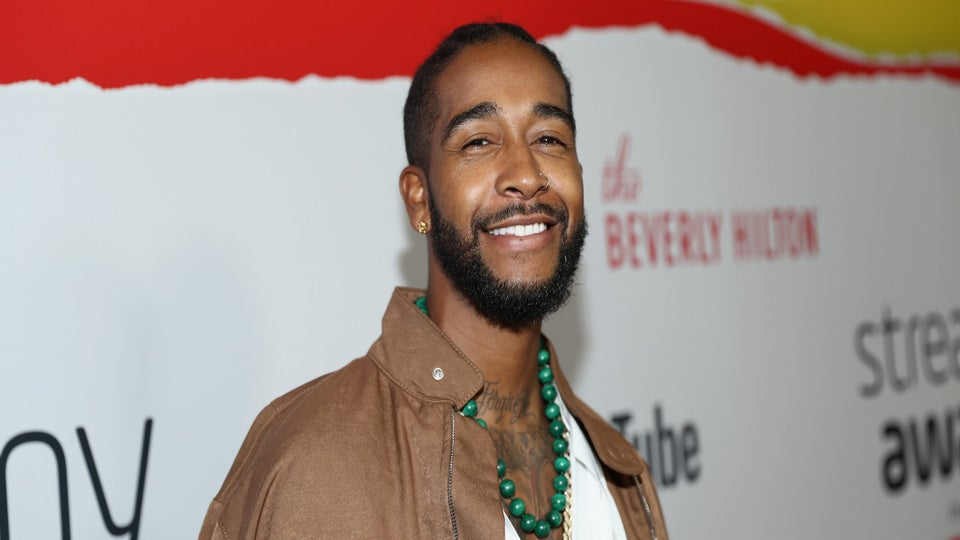 Man Crush Monday: 10 Photos Of Omarion Glowing And Being Unbothered