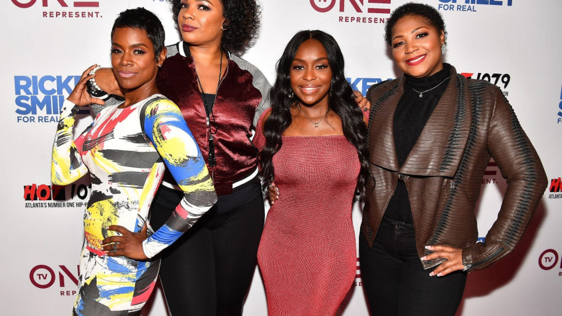 TV One's 'Sister Circle' Canceled After Three Seasons