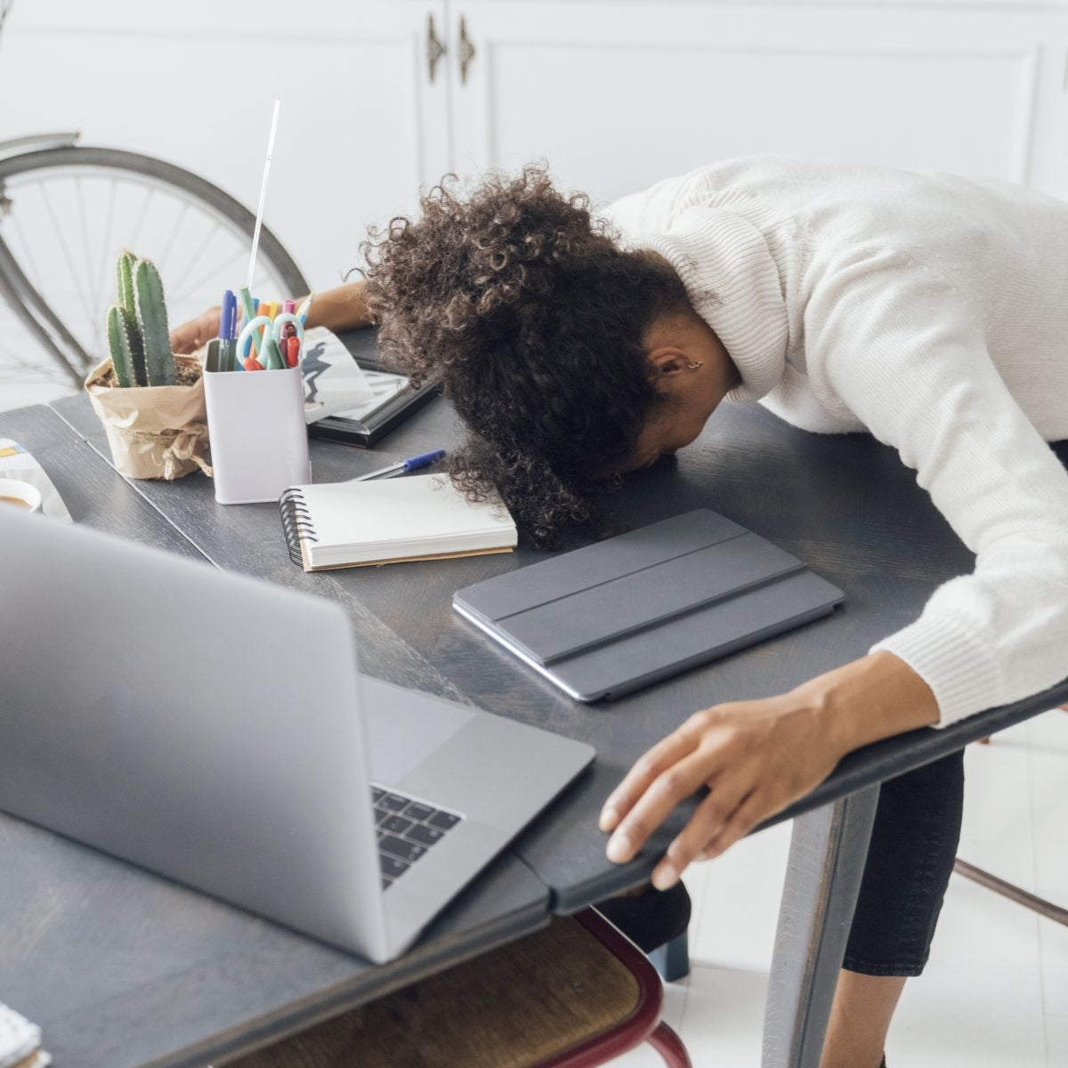 Self-Care For Entrepreneurs During An Economic Crisis: Go Harder Or Pause & Reflect?