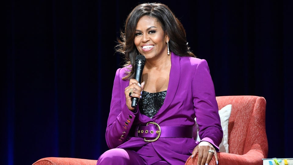 Michelle Obama's Hairstylist Has A Foolproof Technique For Trimming Your Hair At Home