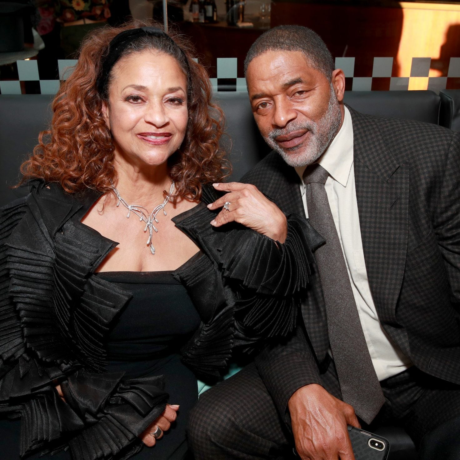 Love Goals! Debbie Allen And Norm Nixon Celebrate 36 Years Of Marriage