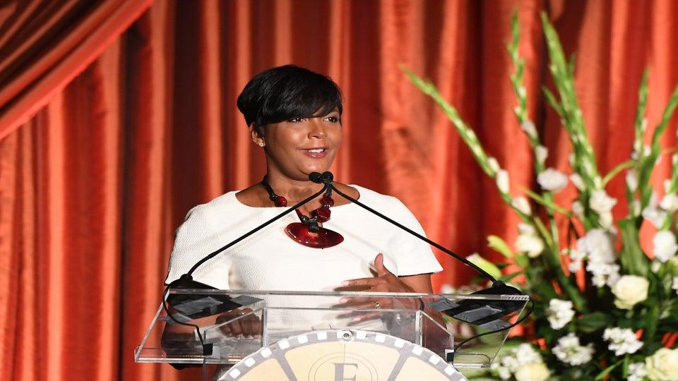 Atlanta Mayor Keisha Lance Bottoms Receives Racist Text Calling Her N-Word