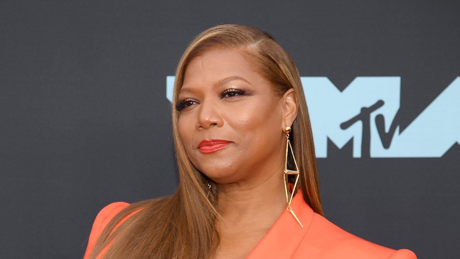 Queen Latifah Said Bullets Were Must-Have Item During Self-Isolation