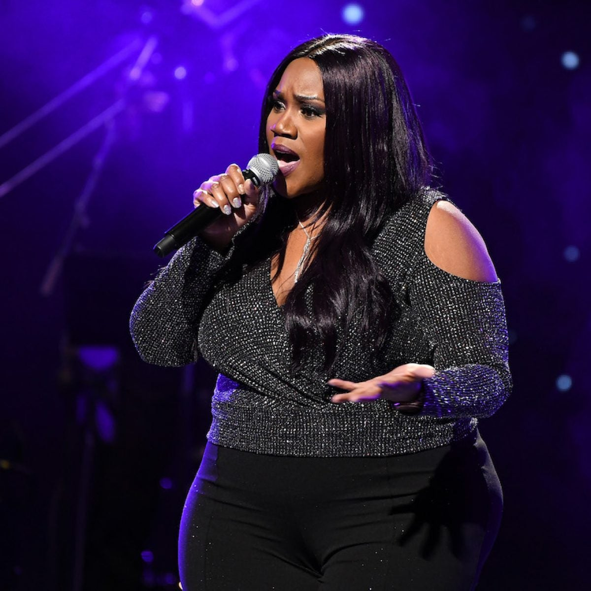 Kelly Price Reflects On Losing Her Grandfather To COVID-19: 'It Just Feels Crazy'