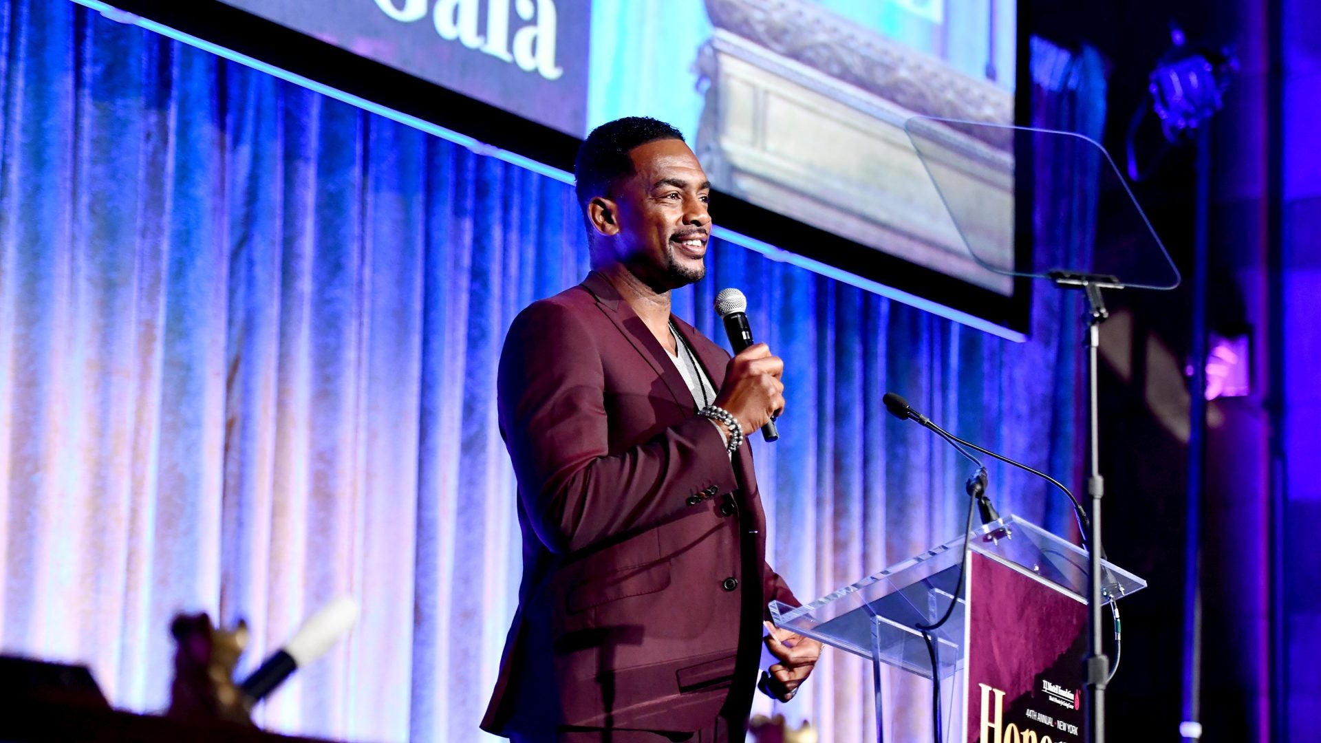 Bill Bellamy Reflects On How Colorism Affected Him In Hollywood