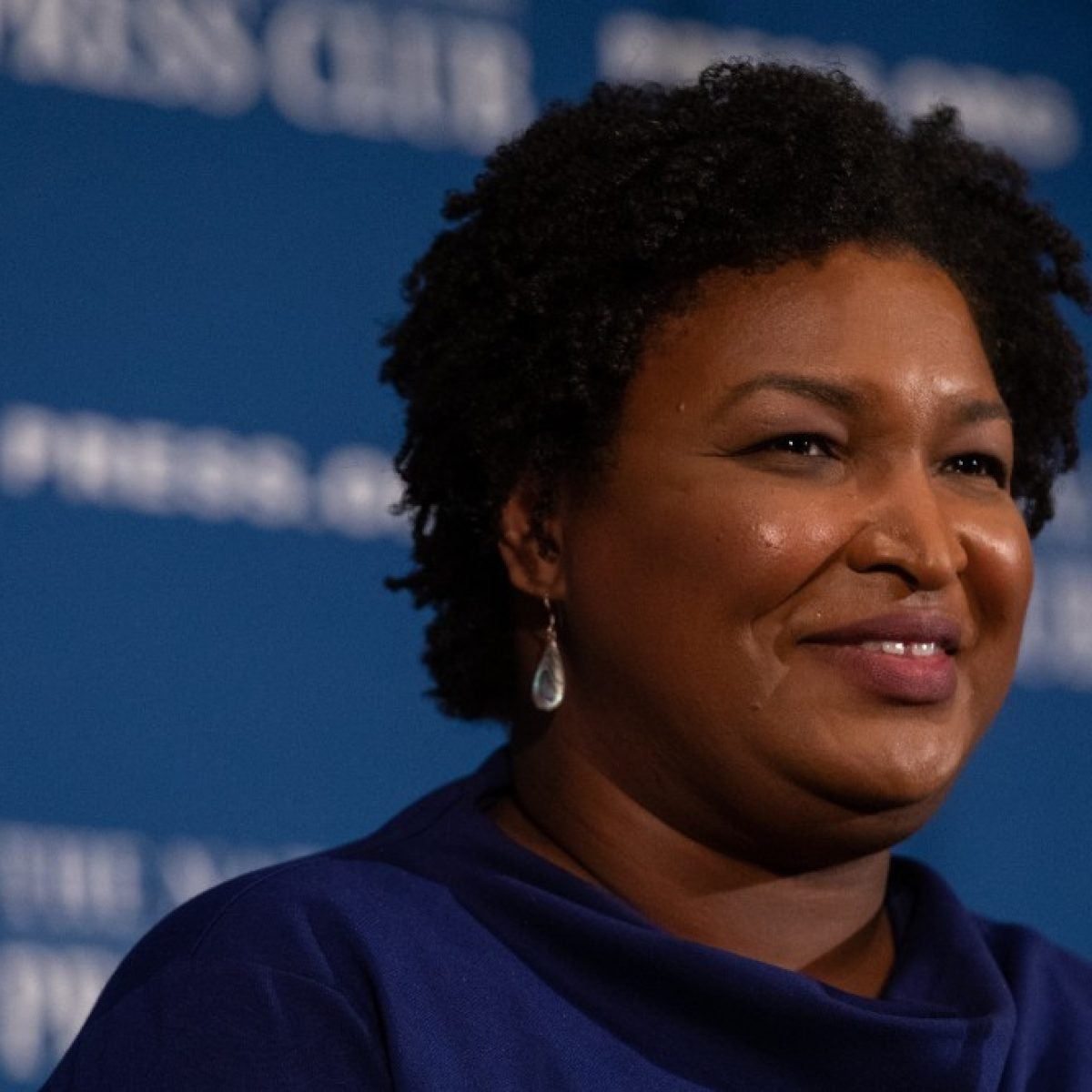 Why Would Anyone Suggest Stacey Abrams Isn't Qualified For VP?