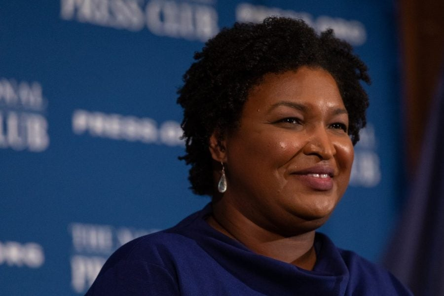 Why Would Anyone Suggest Stacey Abrams Isn't Qualified For VP ...