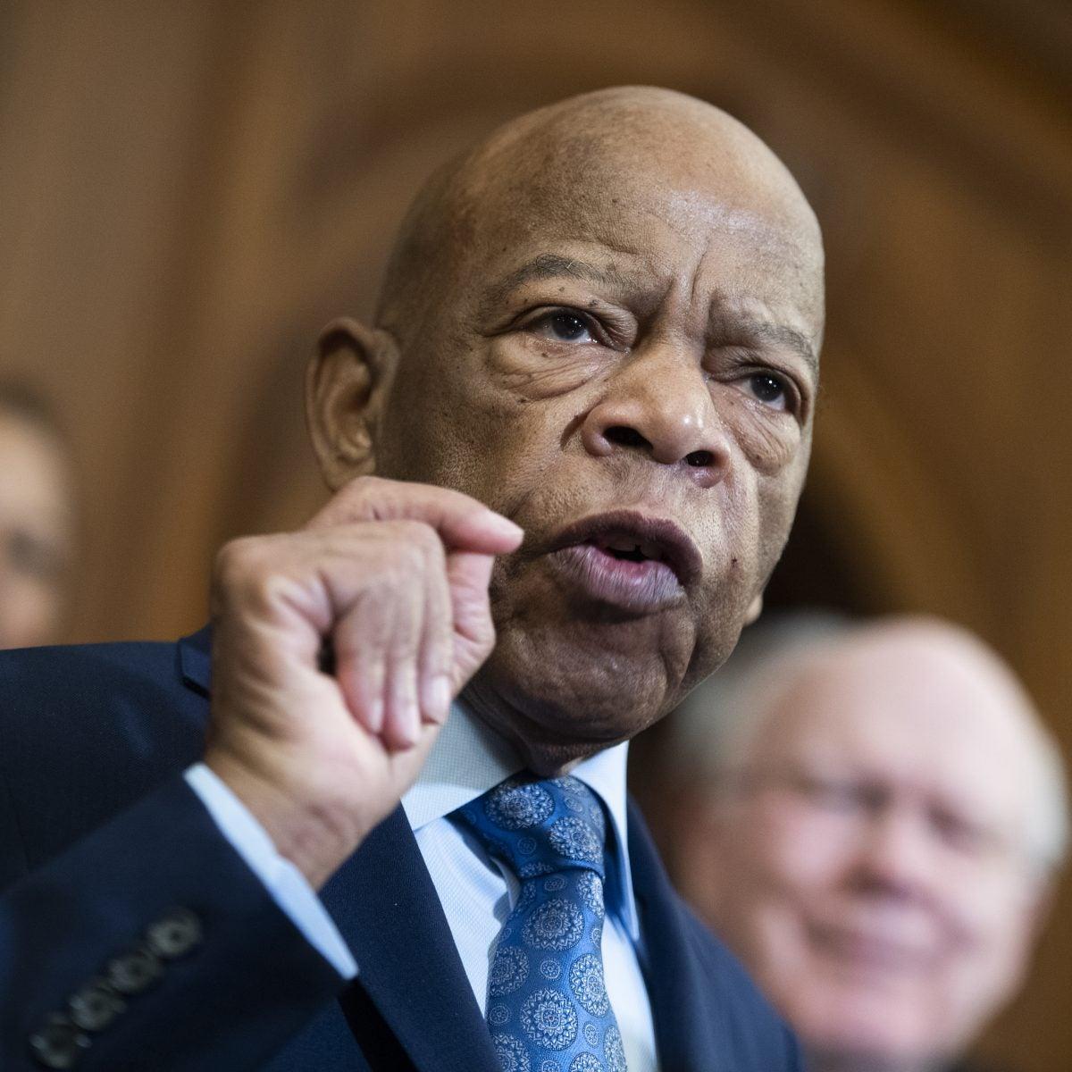 Rep. John Lewis Endorses Joe Biden For President