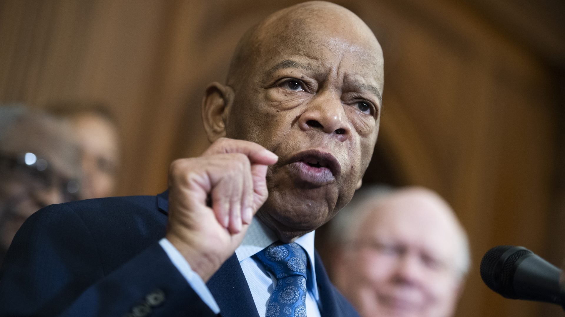 Rep. John Lewis Endorses Joe Biden For President