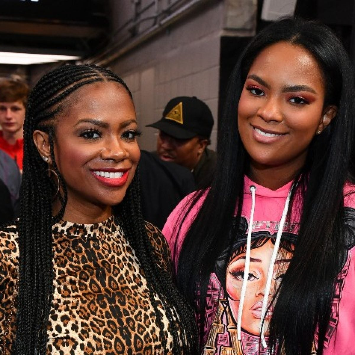 'Real Housewives Of Atlanta' Star Kandi Burruss Is Here For Her Daughter's New Look