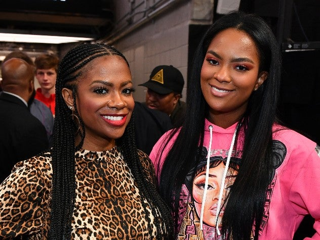 'Real Housewives Of Atlanta' Star Kandi Burruss Is Here For Her ...