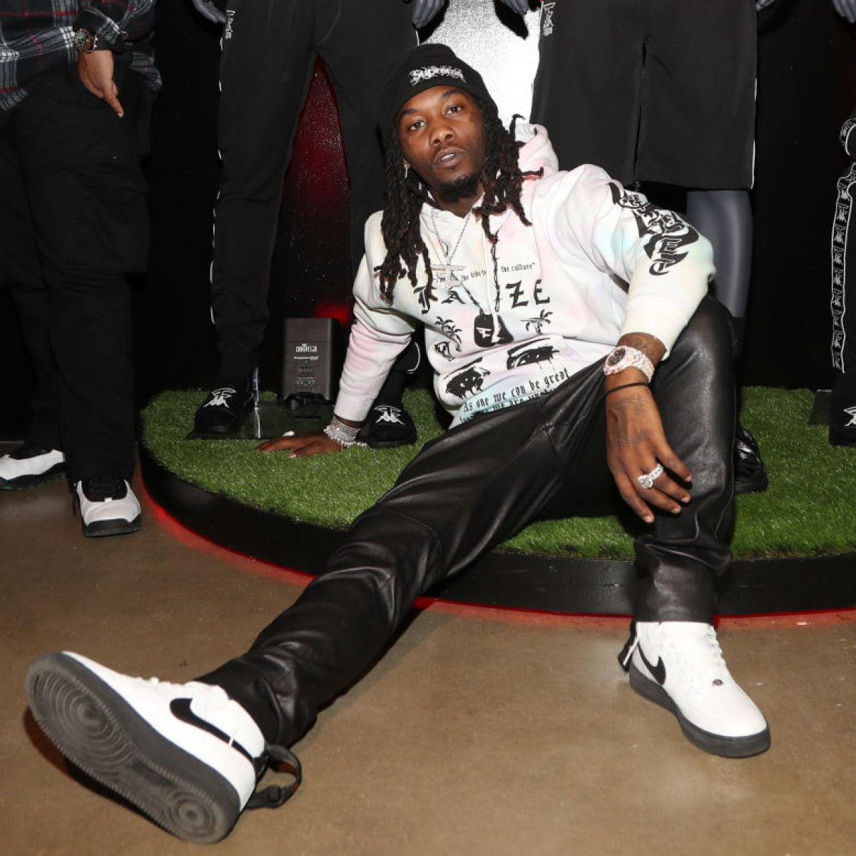 Offset's Great Uncle Dies Due to Coronavirus: 'Pray For My Family'
