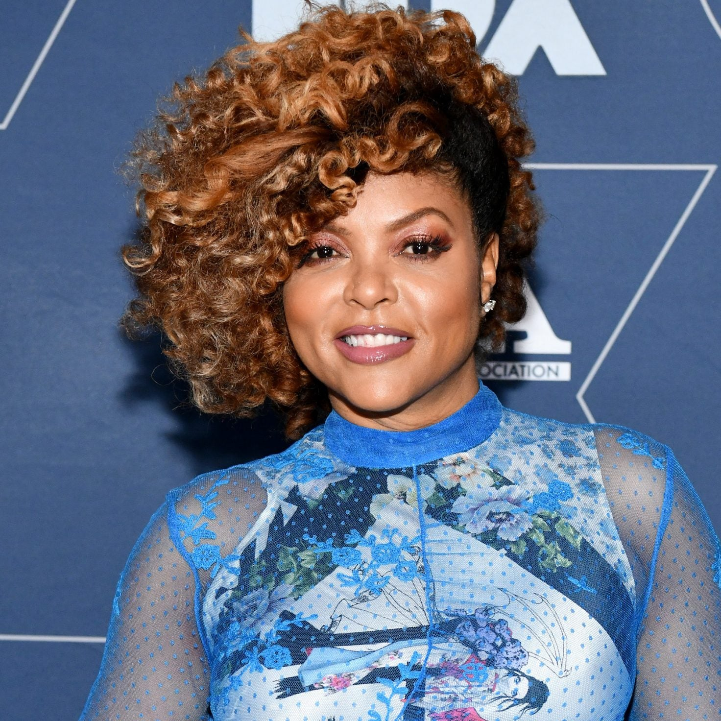 Exclusive: Taraji P. Henson Helps Those Affected By COVID-19 With Free Virtual Therapy
