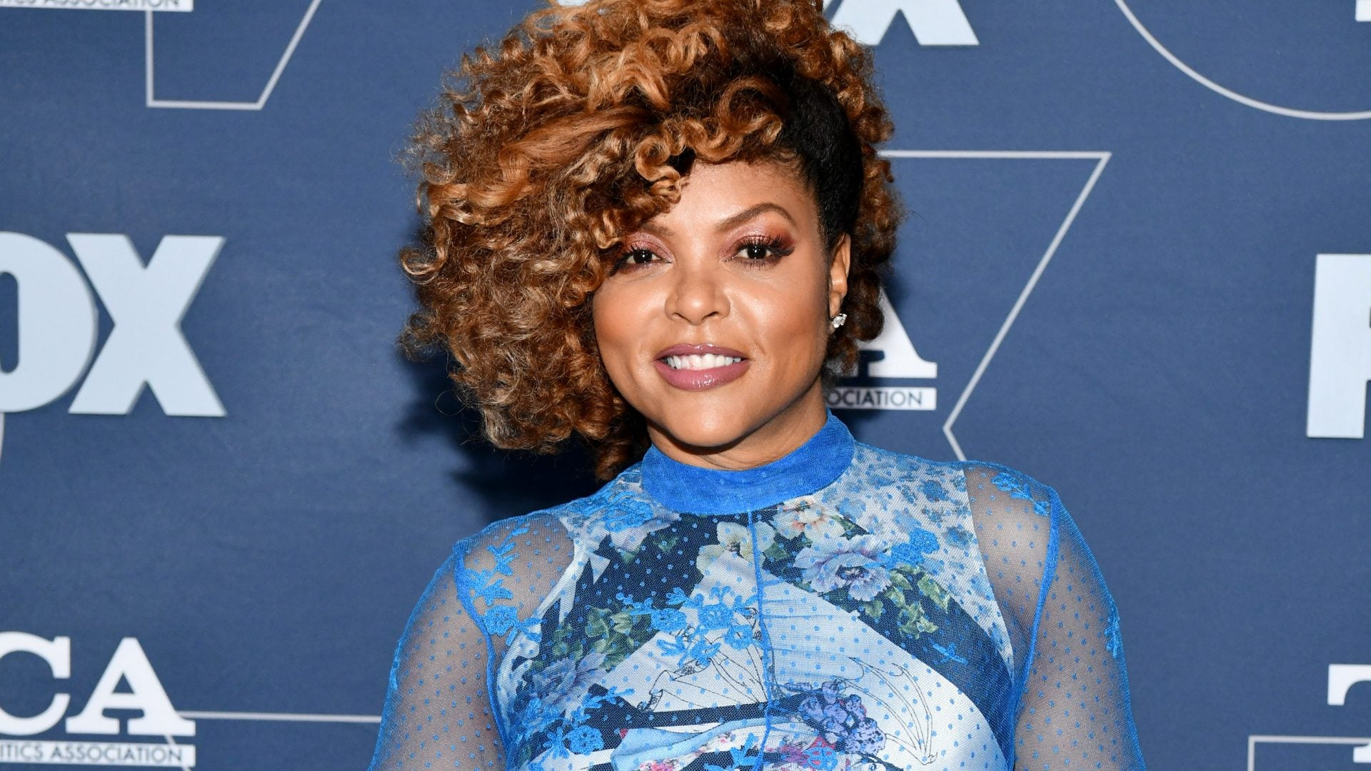Taraji P. Henson Offers Free Virtual Therapy Sessions During Coronavirus Pandemic