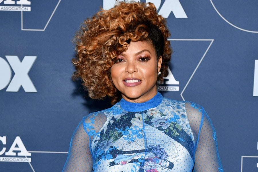 Taraji P. Henson Offers Free Virtual Therapy Sessions During ...