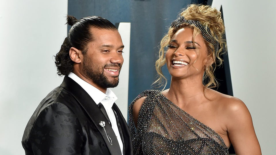 Ciara And Russell Wilson Welcome Their Son, Win Harrison Wilson