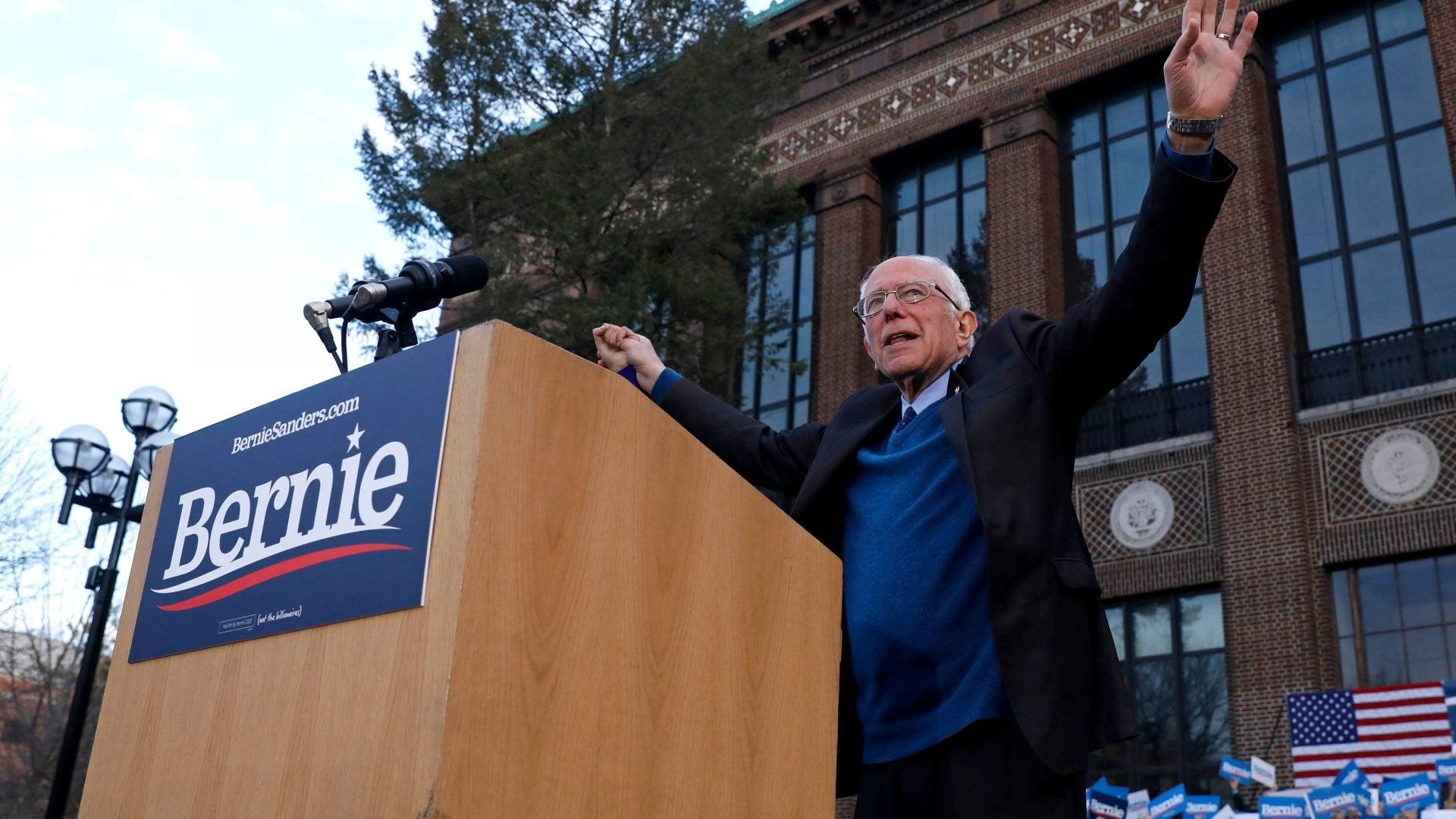 Bernie Sanders To End Presidential Campaign