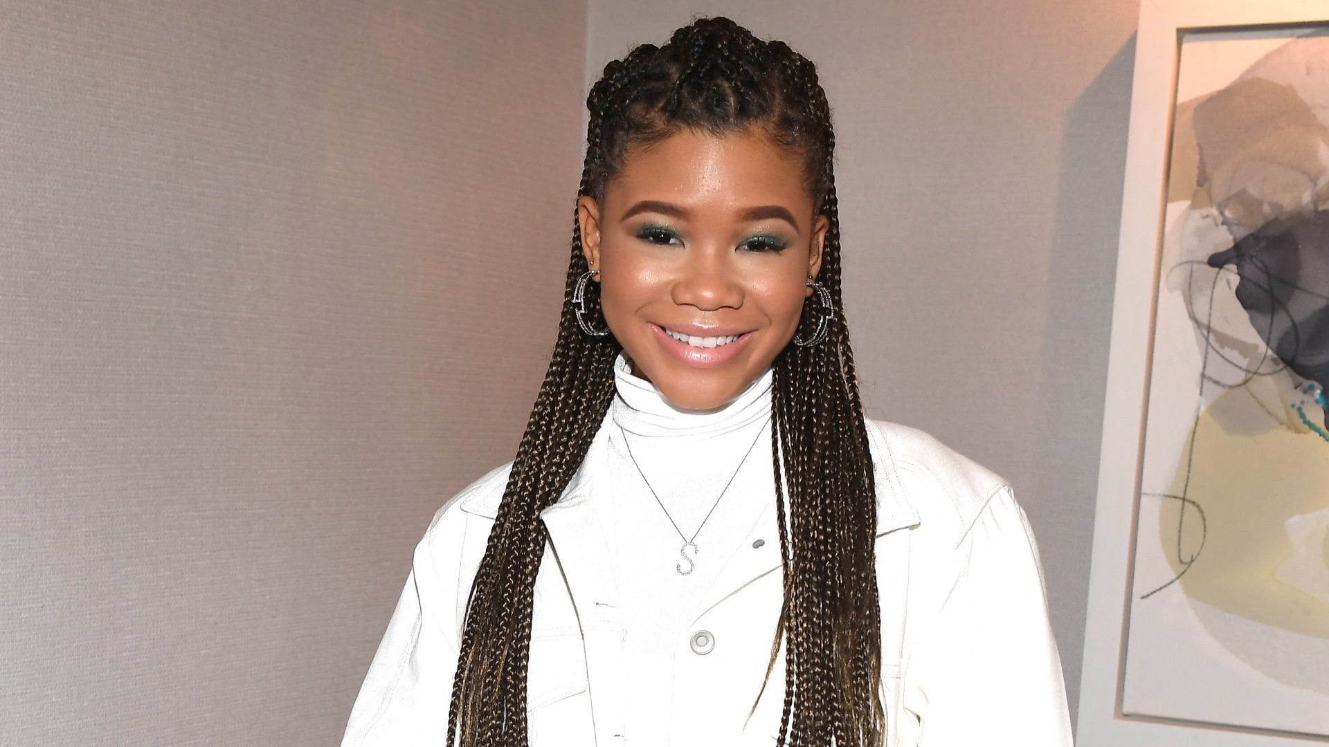 These Celebrities Prove Box Braids Are The Perfect Quarantine Hairstyle