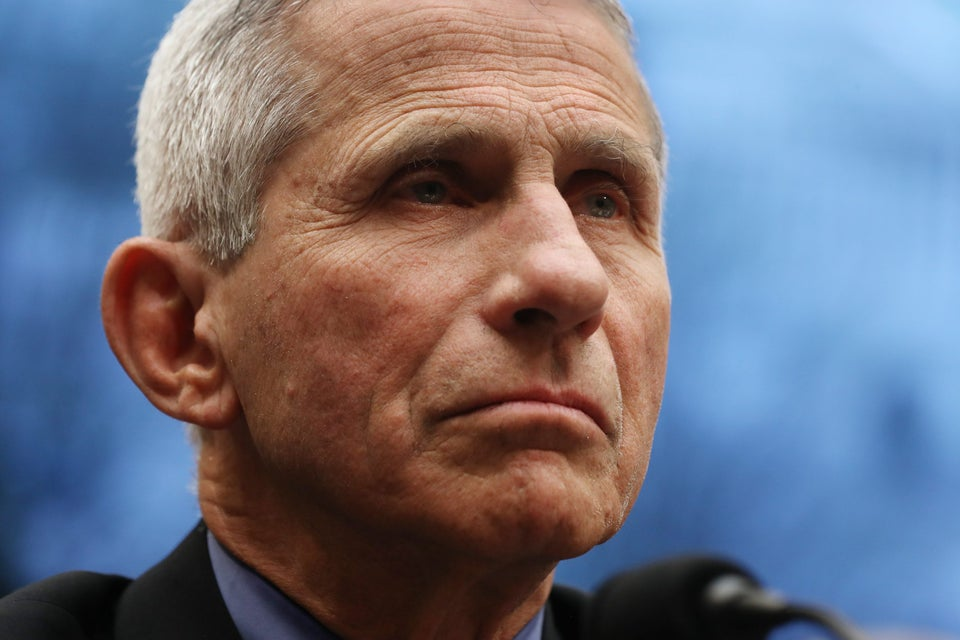 Trump Retweets Call To 'Fire Fauci'
