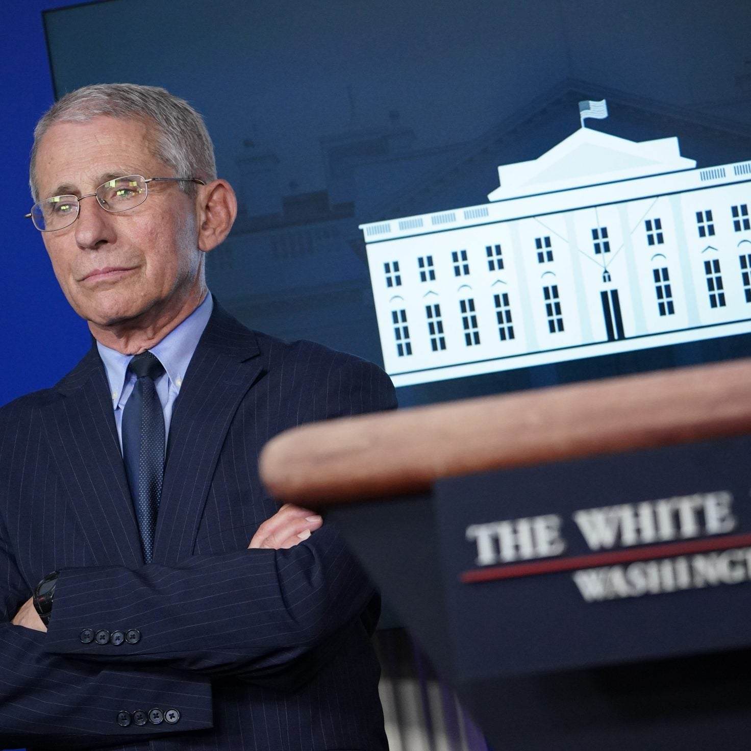 Trump Aides Look To Discredit Anthony Fauci