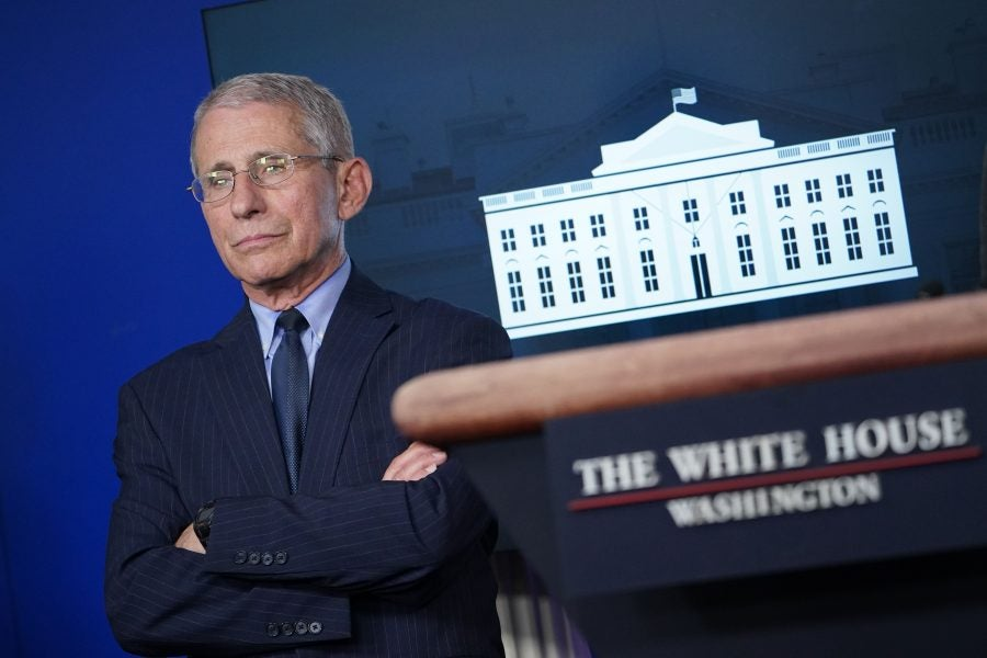 Dr. Anthony Fauci Explains Why African Americans Will Be Hit Hard By COVID-19