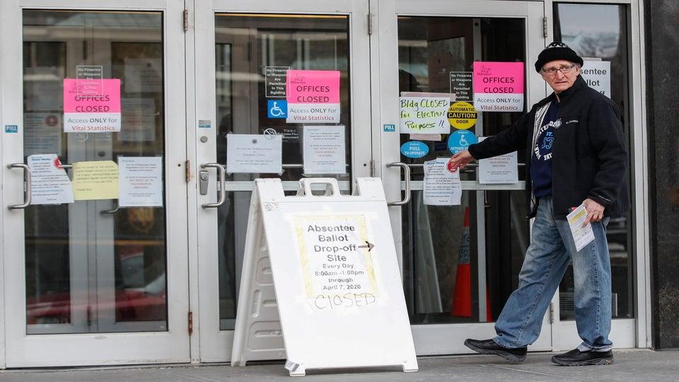 Supreme Court Blocks Wisconsin From Extending Absentee Ballot Deadline Amidst Pandemic