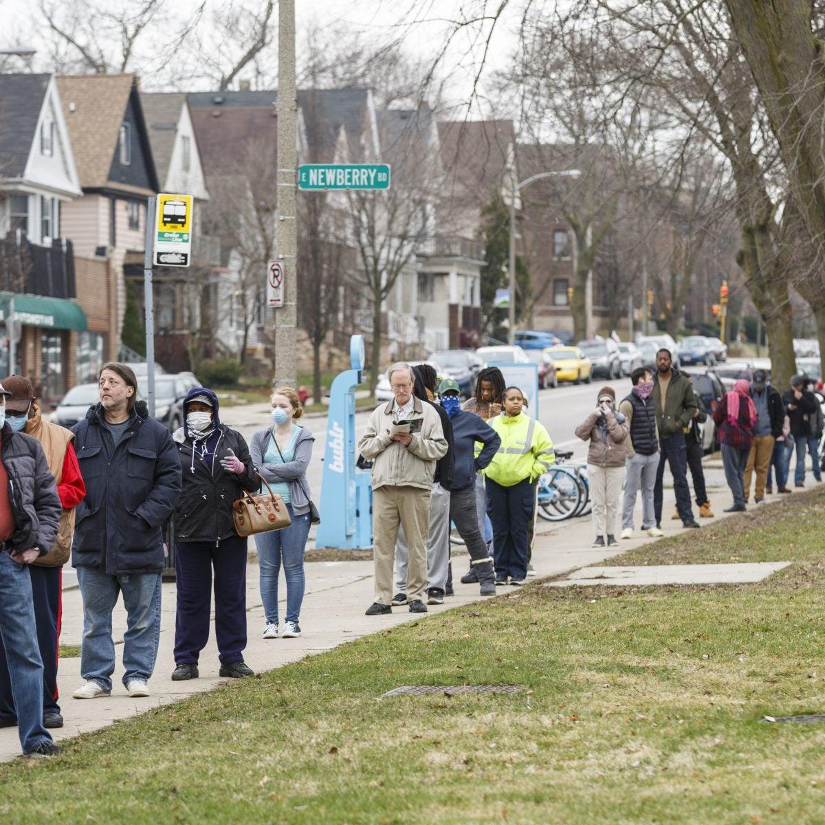 Wisconsin Held Its Primary Despite The Coronavirus Pandemic, Black Voters Describe The Impact