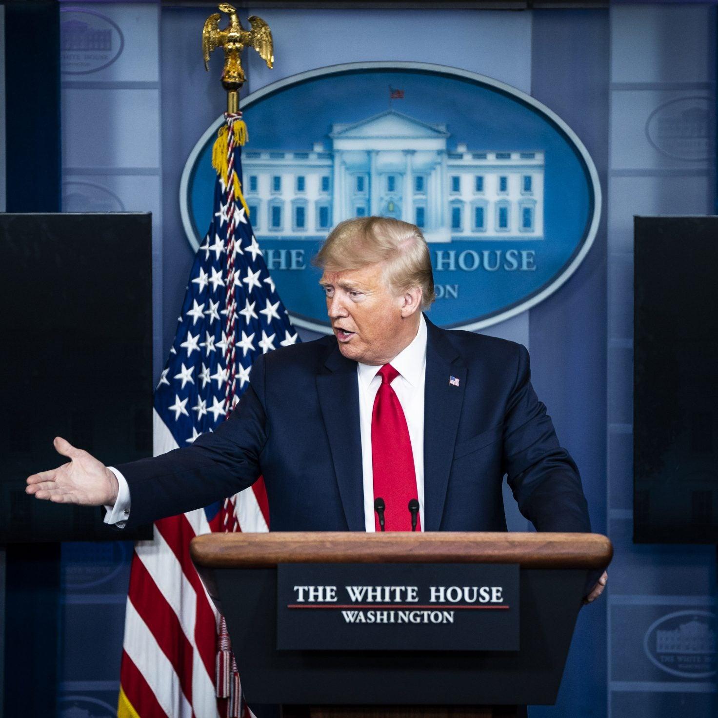 Trump Says He's 'Amazed' That Obama Hasn't Endorsed Biden