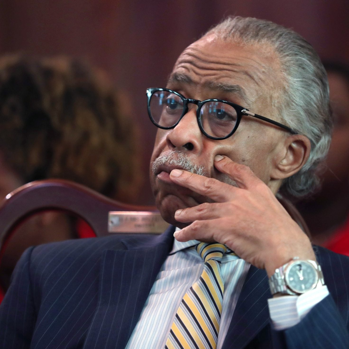 Rev. Al Sharpton Urges Black Faith Leaders To Forgo In-Person Holy Week Services